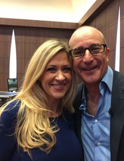 Janet meeting Paul Mckenna